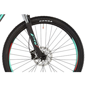 "ORBEA MX 30 29"" MTB Hardtail sort/turkis"